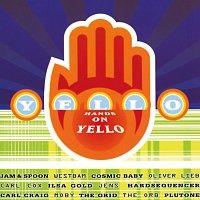 Přední strana obalu CD Hands On Yello