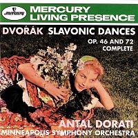 Minneapolis Symphony Orchestra, Antal Dorati – Dvorák: Slavonic Dances Op.46 & Op.72