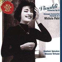 Michala Petri, Antonio Vivaldi, Vladimir Spivakov, Moskow Virtuosi – Michala Petri Plays Vivaldi Concertos