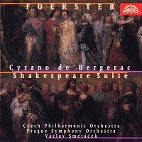 Česká filharmonie, Symfonický orchestr hl.m. Prahy (FOK), Václav Smetáček – Foerster: Cyrano de Bergerac, Ze Shakespeara