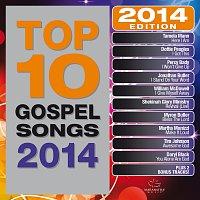 Různí interpreti – Top 10 Gospel Songs 2014