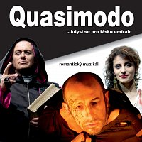 Přední strana obalu CD Muzikál: Quasimodo