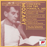 Leonard Bernstein, Arthur Gold, Robert Fizdale, Wolfgang Amadeus Mozart, New York Philharmonic Orchestra – Bernstein Plays and Conducts Mozart