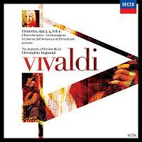 The Academy of Ancient Music, Christopher Hogwood – Vivaldi: Concerti Opp.3,4,8 & 9 [6 CDs + Bonus]