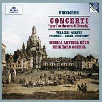 """Musica Antiqua Koln, Reinhard Goebel – Concerti """"per l'orchestra di Dresda"""""""