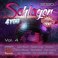 Různí interpreti – Schlager 4 you Vol. 4 - 2020