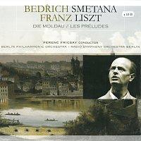 Ferenc Fricsay – Die Moldau, Les Préludes / F.Fricsay