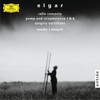 Mischa Maisky, Giuseppe Sinopoli, Philharmonia Orchestra – Elgar: Cello Concerto op.85 · Enigma Variations · Pomp and Circumstance 1 & 4