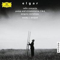 Mischa Maisky, Giuseppe Sinopoli, Philharmonia Orchestra – Elgar: Cello Concerto op.85 · Enigma Variations · Pomp and Circumstance 1 & 4