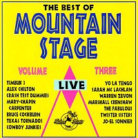 Various Artists.. – The Best of Mountain Stage Live, Vol. 3