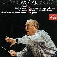 Česká filharmonie, Sir Charles Mackerras – Dvořák: Symfonické variace, Scherzo capriccioso, Legendy