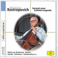 Mstislav Rostropovich – Rostropovich - Virtuose Cellowerke