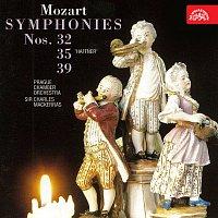 Pražský komorní orchestr, Charles Mackerras – Mozart: Symfonie č. 32, 35, 39