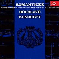 Symfonický orchestr hl. m. Prahy (FOK)/Libor Hlaváček – Romantické houslové koncerty