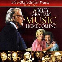 Přední strana obalu CD A Billy Graham Music Homecoming
