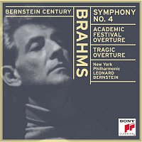 Leonard Bernstein, New York Philharmonic – Brahms:  Symphony No. 4; Academic Festival Overture; Tragic Overture
