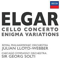 Julian Lloyd Webber, Yehudi Menuhin, Sir Georg Solti – Elgar: Cello Concerto / Enigma Variations