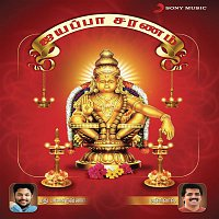 Přední strana obalu CD Ayyappa Saranam (Original Motion Picture Soundtrack)