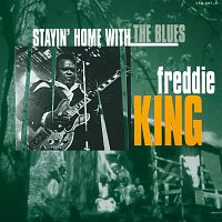 Přední strana obalu CD Stayin' Home With The Blues