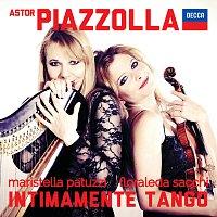 Přední strana obalu CD Intimamente Tango