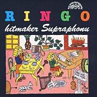 Přední strana obalu CD Ringo Hitmaker Supraphonu