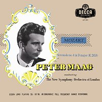 Peter Maag – Serenades Nos. 4 & 9 [The Peter Maag Edition - Volume 1]