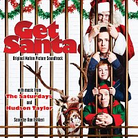 Přední strana obalu CD Get Santa [Original Motion Picture Soundtrack]