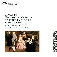Catherine Bott, Tom Finucane, New London Consort, Philip Pickett – Vivaldi: Concertos and Cantatas