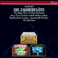 Sir Colin Davis, Margaret Price, Peter Schreier, Kurt Moll, Luciana Serra – Mozart: Die Zauberflote (The Magic Flute)