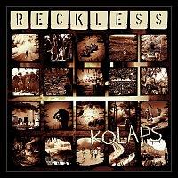 Přední strana obalu CD Kolaps