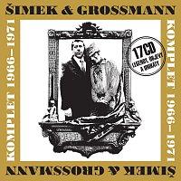 Přední strana obalu CD Šimek & Grossmann. Komplet 1966-1971