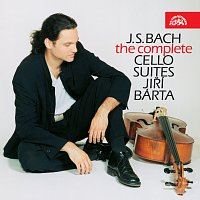 Jiří Bárta – Bach: Suity pro sólové violoncello, díl 1, 2