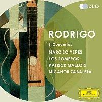 Narciso Yepes, Los Romeros, Patrick Gallois, Nicanor Zabaleta – Rodrigo: 6 Concertos