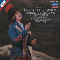 Dame Joan Sutherland, Luciano Pavarotti, Jules Bruyere, Eric Garrett, Spiro Malas – Donizetti: La Fille du Régiment