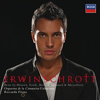 Erwin Schrott, Orquestra de la Comunitat Valenciana, Riccardo Frizza – Erwin Schrott - Arias by Mozart, Verdi, Berlioz, Gounod & Meyerbeer