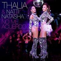 Thalía, Natti Natasha – No Me Acuerdo