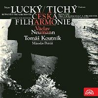 Česká filharmonie/Václav Neumann, Tomáš Koutník – Lucký: Koncert pro orchestr, Tichý: Koncert pro violoncello a orchestr