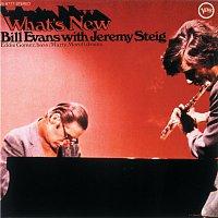 Bill Evans, Jeremy Steig – What's New