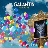 Přední strana obalu CD Holy Water (Steff da Campo Remix)