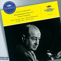 Přední strana obalu CD Tchaikovsky: Piano Concertos Nos.1 & 2