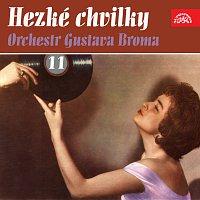 Přední strana obalu CD Hezké chvilky Orchestr Gustava Broma 11