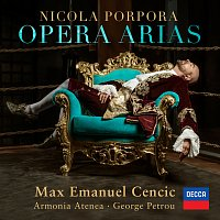Max Cencic, Armonia Atenea, George Petrou – Porpora: Opera Arias