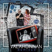 Kollányi Zsuzsi, Lotfi Begi – Valahonnan  (feat. Majka)