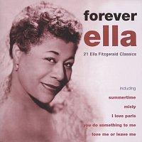 Přední strana obalu CD Forever Ella