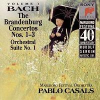 Marlboro Festival Orchestra, Pablo Casals – Bach: Brandenburg Concerti Nos. 1 - 3 & Orchestral Suite No. 1