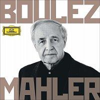 Přední strana obalu CD Boulez - Mahler