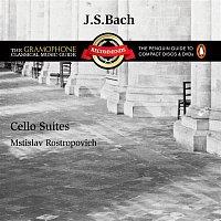Mstislav Rostropovich – Bach: Cello Suites