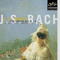 Igor Kipnis – Bach: Harpsichord Partitas Nos. 1, 2 & 4