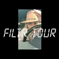 Přední strana obalu CD Filtr tour (feat. Marek Adamczyk, Peter Pecha, Patrik Děrgel, David Hlaváč, Marta Kloučková)