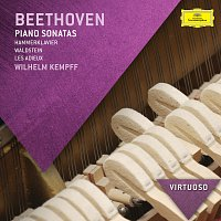 "Wilhelm Kempff – Beethoven: Piano Sonatas - ""Hammerklavier"", ""Waldstein"", ""Les Adieux"""